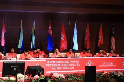 Perhimpunan Agung BERSATU 2018