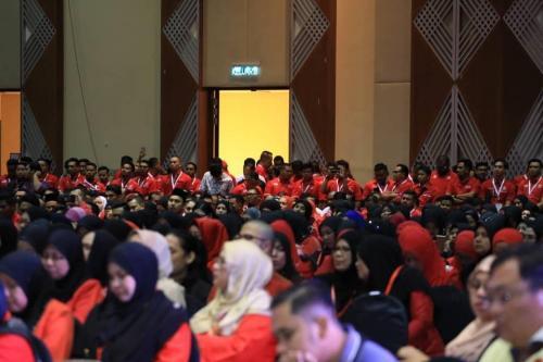 Perhimpunan Agung Srikandi dan Armada 2018 1